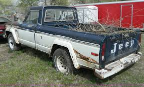 jeep honcho lifted 1976 jeep j10 pickup truck item t9770 sold may 8 govern