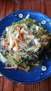 cha e cuisine chap chae noodle dish picture of asiana cuisine