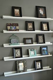 Diy Living Room by Wall Shelves Design Long Shelves For Wall Picture Frames Metal