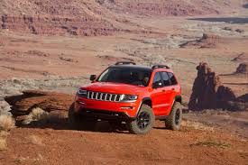 jeep grand cherokee trailhawk 2014 jeep grand cherokee trailhawk ii concept 2013 mad 4 wheels