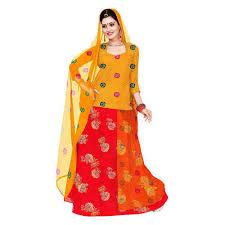 rajputi dress chanderi cotton poshak rajputi dress shri vinayak jaipur