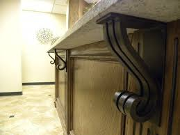 Iron Corbels For Granite Countertops Wrought Iron Corbels For Granite Countertops Bstcountertops