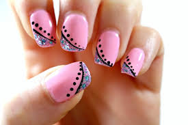 nail designs for short nails for young beautiful girls party