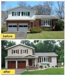 tri level 132 best tri level homes images on pinterest dreams exterior