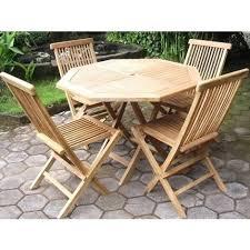 Outdoor Table And Chair Set Best 25 Wooden Garden Furniture Sets Ideas On Pinterest Garden