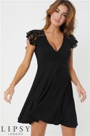 black skater dress skater dresses fit flare dresses next official site