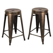 Carolina Chair Com Carolina Chair U0026 Table Co Eila 24 In Backless Metal Counter