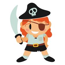 Pirate Halloween Costume Kids Pirate Halloween Costume Cartoon Transparent Png U0026 Svg Vector