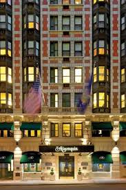 the algonquin hotel times square weddings