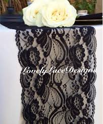 decor floral table runners for wedding decoration ideas