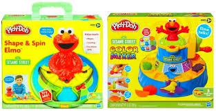 Elmo Bathroom Set Sesame Street Play Doh Sets 50 Off At Amazon The Krazy Coupon