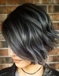 coloring gray hair with highlights hair highlights for grey hair color for short hairstyles 2018 highlights hairstyles
