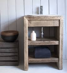Wooden Bathroom Furniture Rustic Wood Bathroom Furniture Bathroom Designs