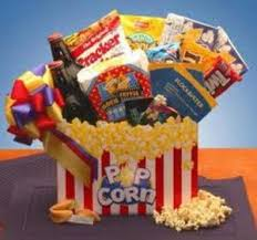 popcorn baskets how to make a popcorn gift basket by ifood tv