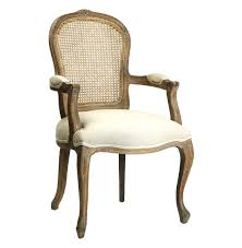 caned back dining chairs lyon french country cane back linen