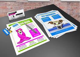 99 best groomers advertising templates u0026 ideas images on pinterest