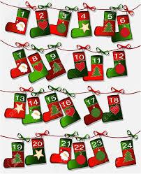 christmas countdown calendar christmas countdown cliparts free clip free clip
