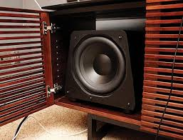 low down sound bass cabinets the cabinet the subwoofer sound vision