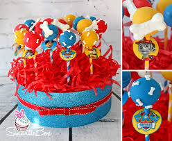 cake table noels paw patrol party paw patrol party