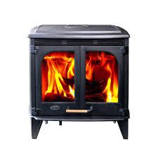 hi flame 2500 sq ft mustang extra large wood burning stove hf