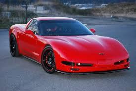 c5 corvette front spoiler carbon c5r lip corvette creationz