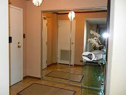 Sliding Closet Doors Calgary Mirror Sliding Closet Doors Cascade Glass