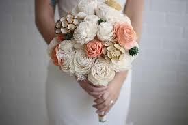 bridal bouquet caribbean sunset bridal bouquet eco flower