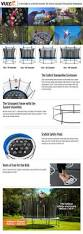 best 25 safest trampoline ideas on pinterest outdoor trampoline