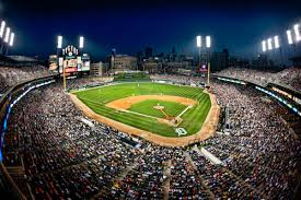 Comerica Park Map A Photo Tour Of Comerica Park Home Of The Detroit Tigers Greg