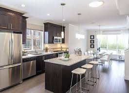 galley kitchens with islands galley kitchens with islands one wall kitchen designs with an island