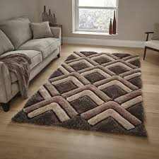 Brown Area Rugs Charlton Home Shepley Tufted Brown Area Rug Reviews