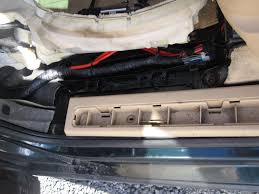 stuck in park brake fault club touareg forums