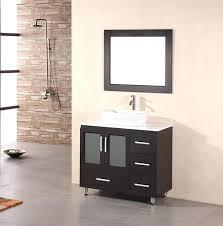 36 vessel sink vanity 36 bathroom vanity with sink modern bathroom vanity vessel sink 36