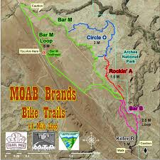 Park City Utah Trail Map by Family Activities In Moab Utah