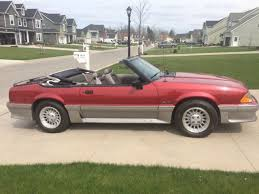 1990 mustang gt convertible value 1990 ford mustang gt 5 0 convertible for sale photos technical