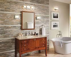 Kichler Light Fixtures Kichler Bathroom Light Fixtures Lighting Barrington Vanity