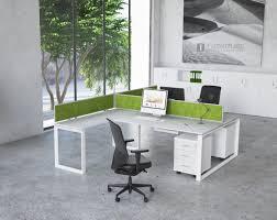 T Shape Desk Cluster Of 2 T Shape Workstation Desk Ifurniture Office F