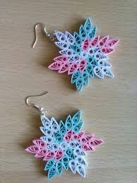quiling earrings best 25 quilling earrings ideas on quilling jewelry