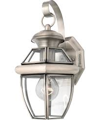 Quoizel Wall Sconce Quoizel Ny8315 Newbury 7 Inch Wide 1 Light Outdoor Wall Light