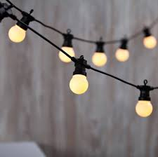 lighting hanging led bulb string lights picture setting your