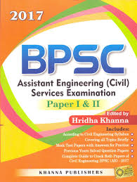 bpsc bihar public service commission civil engineering paper i to