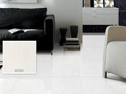 Polished Porcelain Floor Tiles China Half Body Polished Porcelain Floor Tile Crystal Jade White