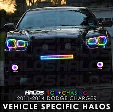 halo lights for 2013 dodge charger starry halos
