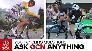 how do you find your ideal saddle position ask gcn anything