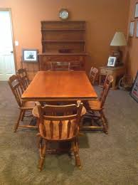 Maple Dining Room Set by Dining Room Solid Hardwood Frame With Corner Blocking Pottery Barn