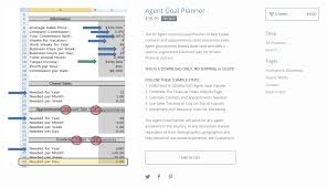 Real Estate Market Analysis Template by Agent Goal Planner Agent Assist