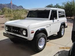 ford bronco 2015 interior classic 1970 ford bronco u2022 w o r t h y u2022 w h e e l s