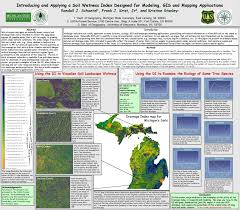 Wisconsin Gis Maps by Posters Presented At Prof Mtgs