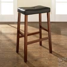 leather saddle bar stools leather saddle stool furniture decor trend dining saddle