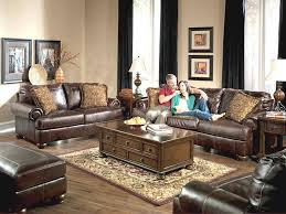 Living Room With Leather Sofa Design Ideas Living Rooms With Brown Leather Couches Of